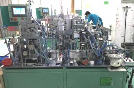 直流行星减速电机生产设备